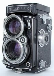 Rolleiflex 2.8B - Type 2