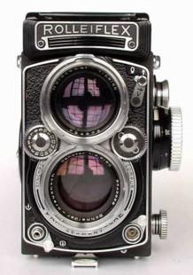Rolleiflex 2.8E type 1