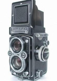 Rolleiflex 3.5 C