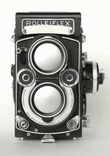 "Rolleiflex 3.5F ""White Face"""