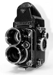 Tele Rolleiflex